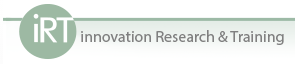 Innovation Research and Training logo.