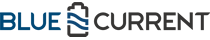 Blue Current logo.