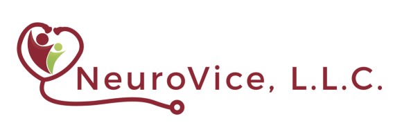 NeuroVice logo.