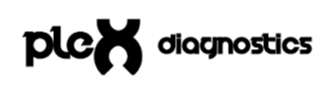 Plex Diagnostics logo.