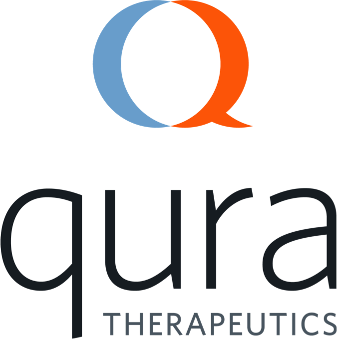 Qura Therapeutics logo.