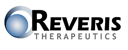 Reveris Therapeutics logo.