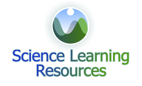 Science Learning Resources logo.