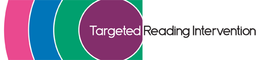 Targeted Reading Intervention logo.