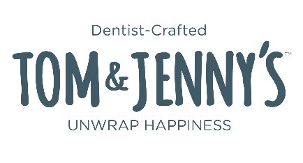 Tom and Jenny's logo.