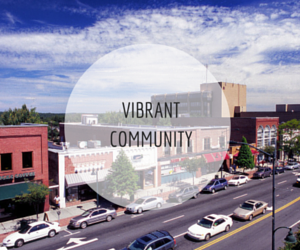 Vibrant Community