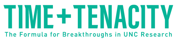 Time + Tenacity: The Formula for Breakthroughs in UNC Research