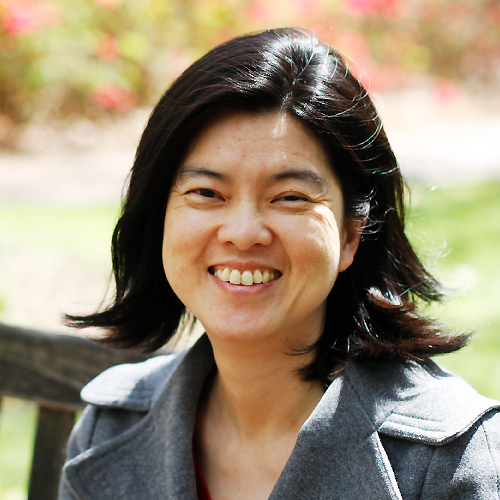 Headshot of Joyce Tan