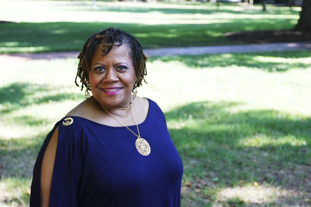 Portrait of B. Gail Whitfield