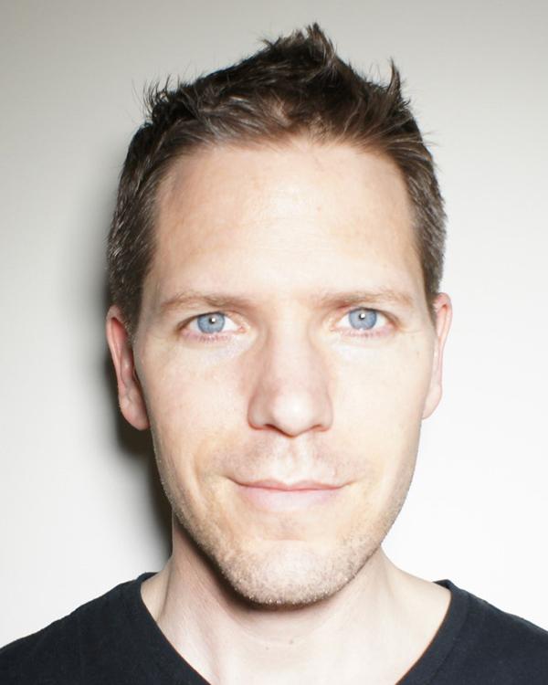 Headshot of Spencer Smith