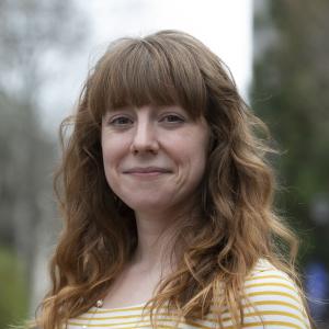 Portrait of Alyssa LaFaro