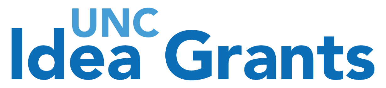 UNC Ideas Grants logo
