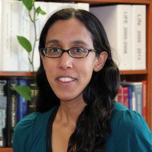 Headshot of Kavita Sing.