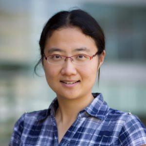 Headshot of Li Qian.