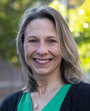 Portrait of Heather Ingram