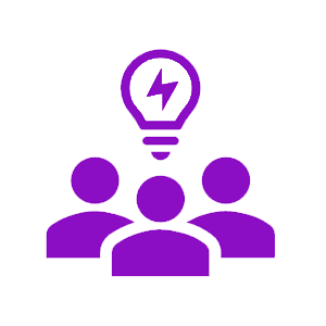 Non-profit navigation icon