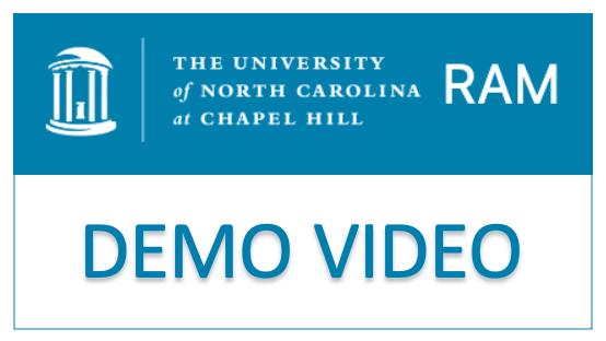 OSR Ram Report Video Link