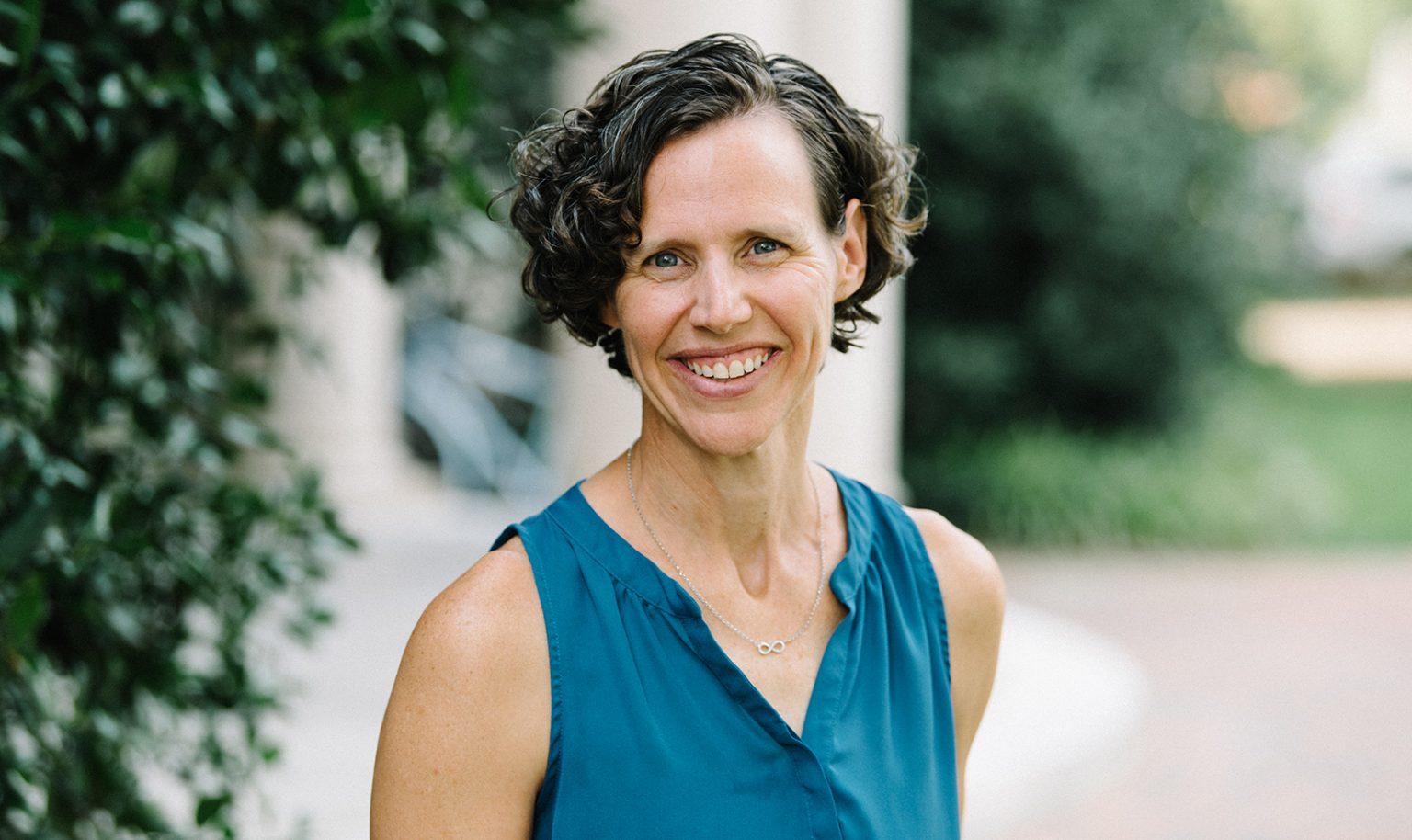 A photo of Kara Hume.