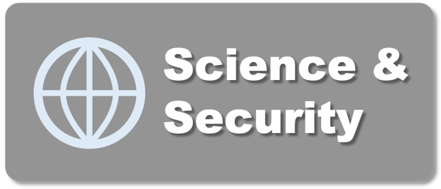 Open Science and Security Page