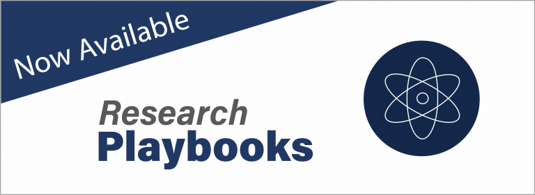 OSR Research Playbooks Slider