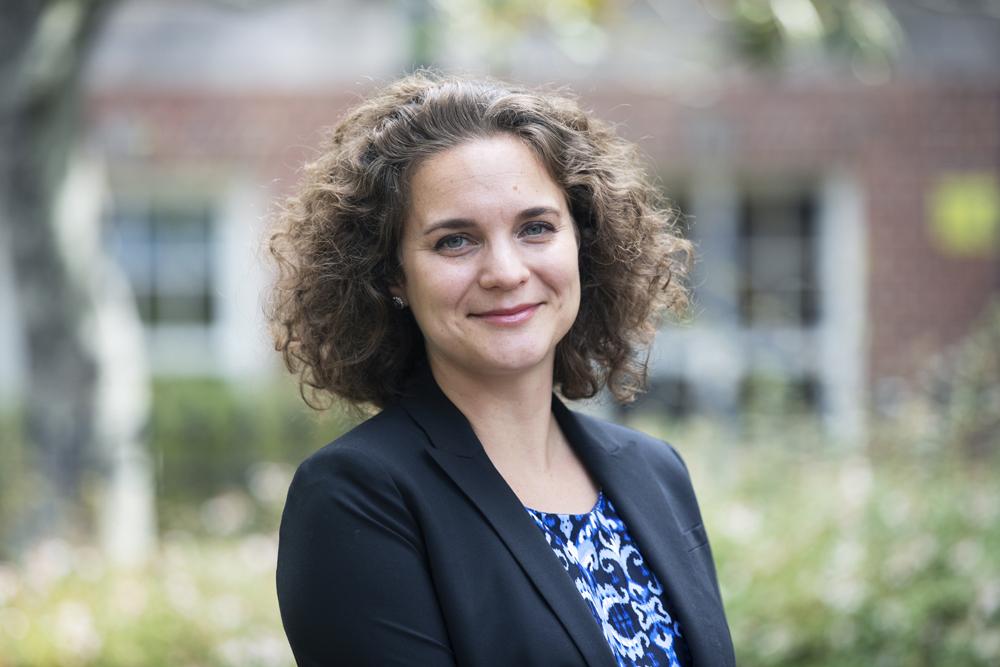 Portrait of Leigh Ann Samsa