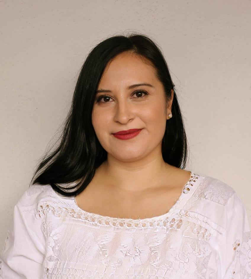 [Portrait of Maria Gutierrez]